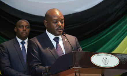 Le Président Pierre Nkurunziza lance les travaux de la 6ème conférence annuelle sur la santé et la recherche au sein de l'EAC