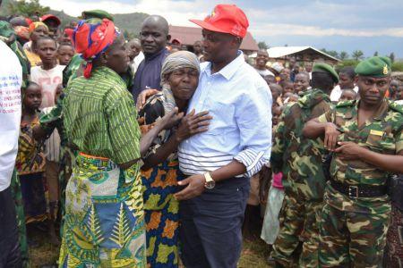 Le 1er vice-président de la République convie les leaders des populations à renforcer la sécurité