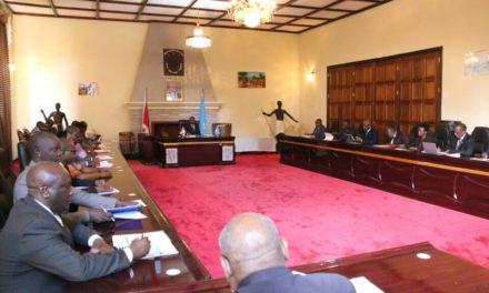 Compte rendu du Conseil des Ministres du 20 avril 2017 à Gitega