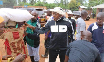 Descente du Président Nkurunziza dans la province de Ngozi