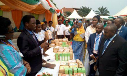 Le Deuxième Vice-Président de la République lance officiellement la Foire  «Made in Burundi»