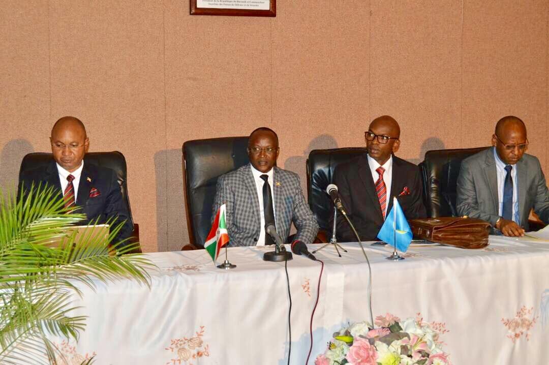 Réunion sécuritaire de fin d'année présidée par le Premier Vice-Président de la République