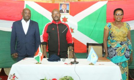 Son Excellence Pierre Nkurunziza réunit les natifs de Mwumba
