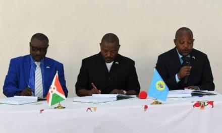 Séance de moralisation à Kayanza par le Président de la République