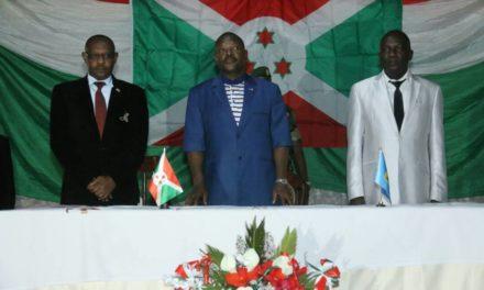 La province Mwaro en séance de moralisation de Son excellence Pierre Nkurunziza