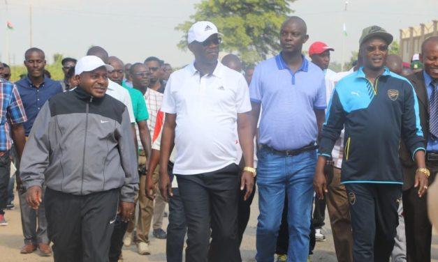 Trois grandes institutions de l'Etat en synergie pour le respect du plan cadastral du quartier Kiyange dit «Quartier Miroir»