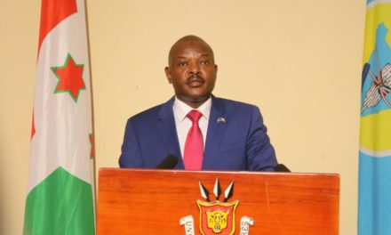 Ijambo Nyenicubahiro Umukuru w'Igihugu ashikirije Abarundi n'ababa mu Burundi ku munsi wo kwibuka imyaka 56 irangiye Uburundi bwikukiye