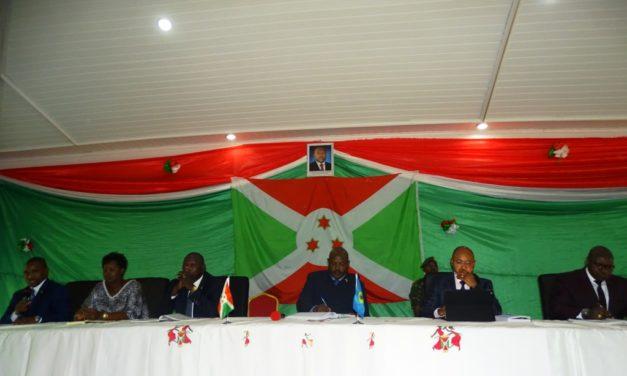 Le Chef de l'Etat apprécie l'état de la sécurité dans le pays au cours d'une réunion d'évaluation