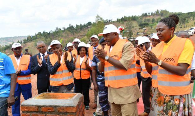 Le Chef de l'Etat lance les activités d'exploitation industrielle de l'or et minerais associés