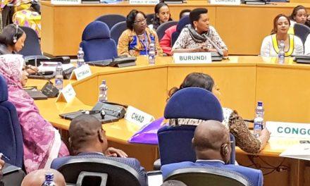 La Première Dame participe à la 22ème assemblée générale de l'OPDAS