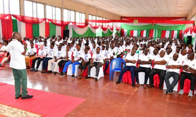 Le Chef de l'Etat ouvre la conférence des jeunes 4ème édition
