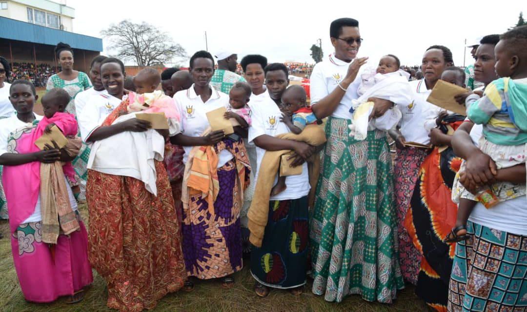 Le Burundi lance la semaine mondiale de l'allaitement maternel, édition 2019