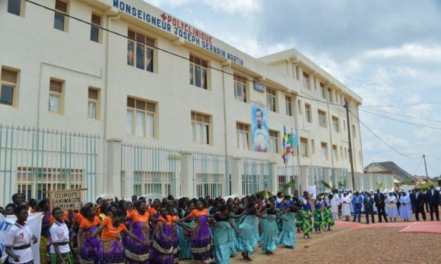 Le Chef de l'Etat inaugure diverses infrastructures à  Ngozi