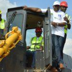 Le Chef de l'Etat lance les travaux d'aménagement et de bitumage de la RN18, tronçon Kibumbu-Gitega