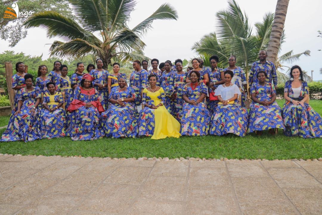 La Première Dame lance les activités du  Forum de Haut Niveau des Femmes Leaders