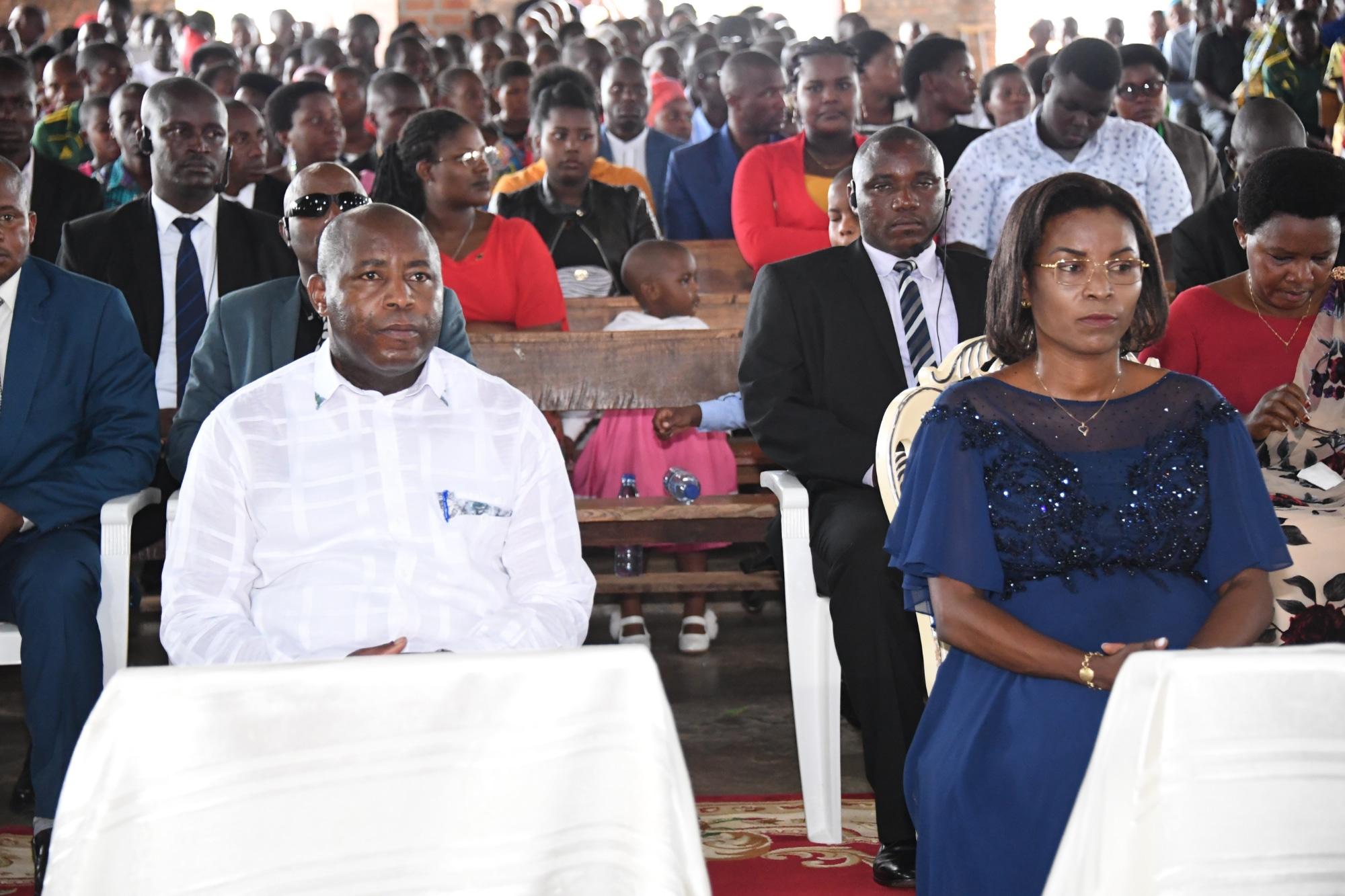 Les Burundais exhortés à mettre leurs talents au service de leur patrie