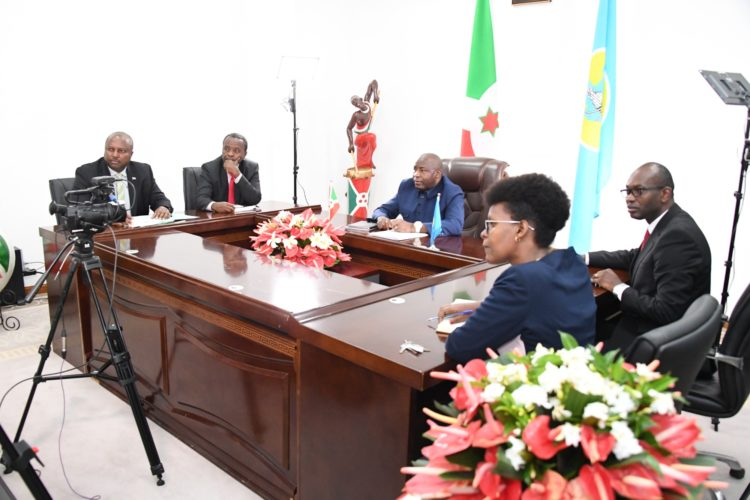 President Ndayishimiye pleads for solidarity and mutual respect between the ICGLR member states