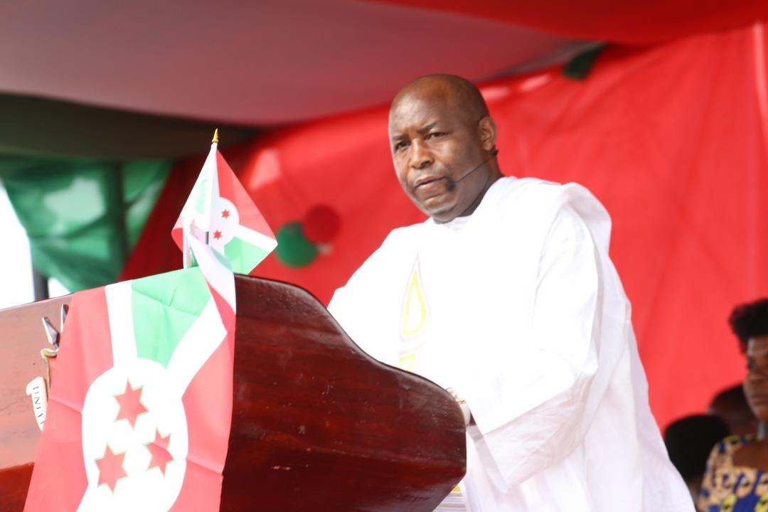Le Chef de l'Etat appelle les Burundais à éviter toute sorte de division, de mensonge et de haine