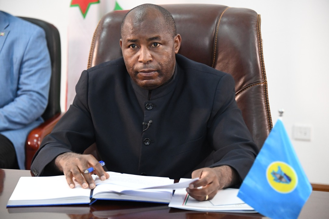 CAR: Burundi President calls for the holding of elections on the dates set