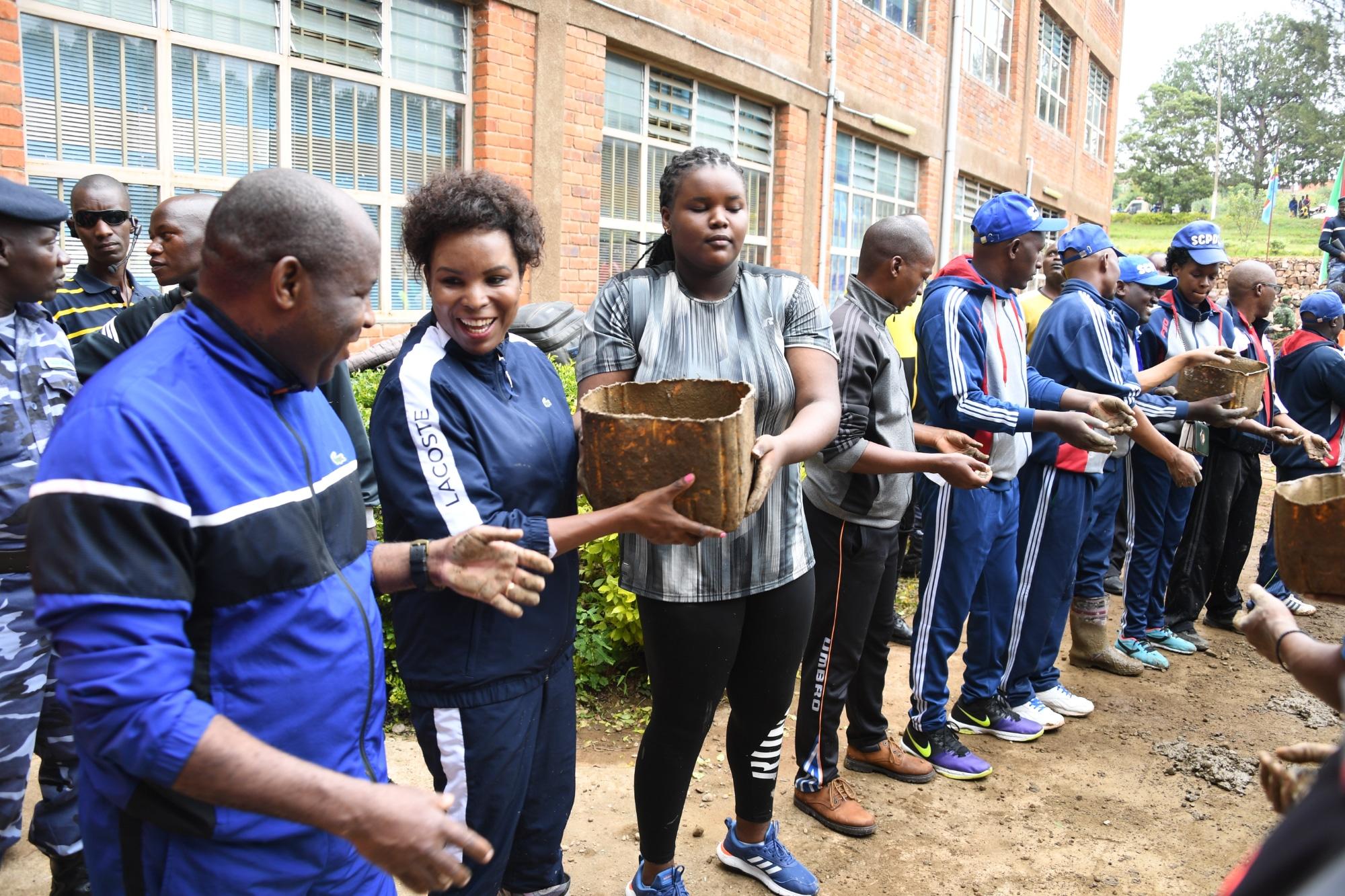 Le Chef de l'Etat appelle la jeunesse Burundaise à aimer les filières techniques pour pouvoir s'auto-developper et développer le pays