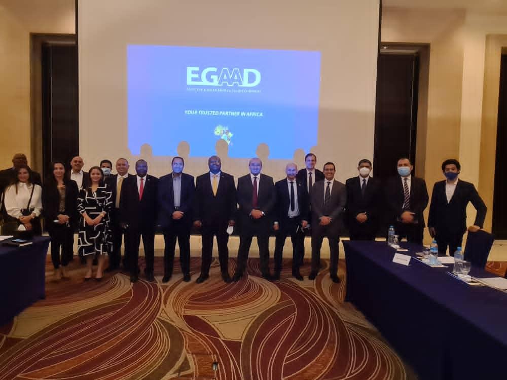Le Ministre Shingiro s'entoure des meilleurs entrepreneurs Egyptiens pour un échange sur l'investissement au Burundi