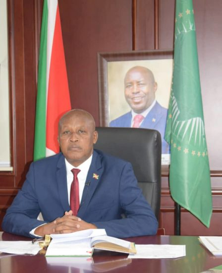Burundi agrees to the creation of a special fund for climate change