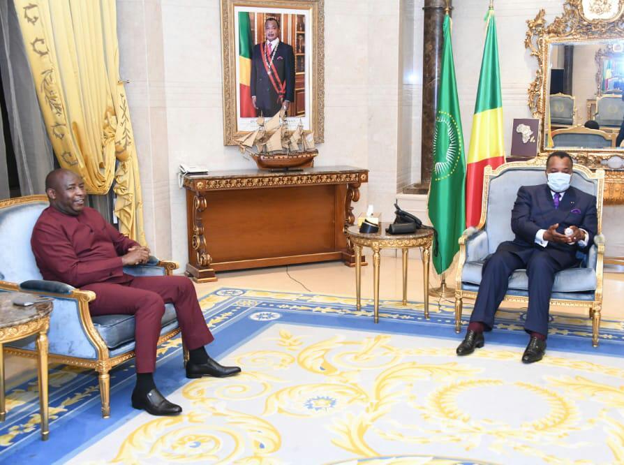 Les Chefs d'État burundais et congolais s'engagent à renforcer les relations fraternelles qui lient leurs deux pays
