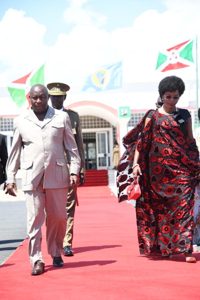 Le Chef de l'Etat s'envole pour Brazzaville