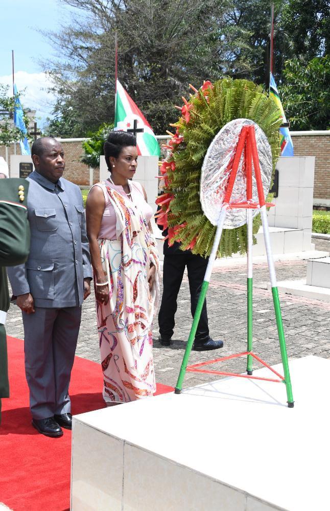 Le Burundi commémore le 27ème anniversaire de l'Assassinat du Président Cyprien Ntaryamira