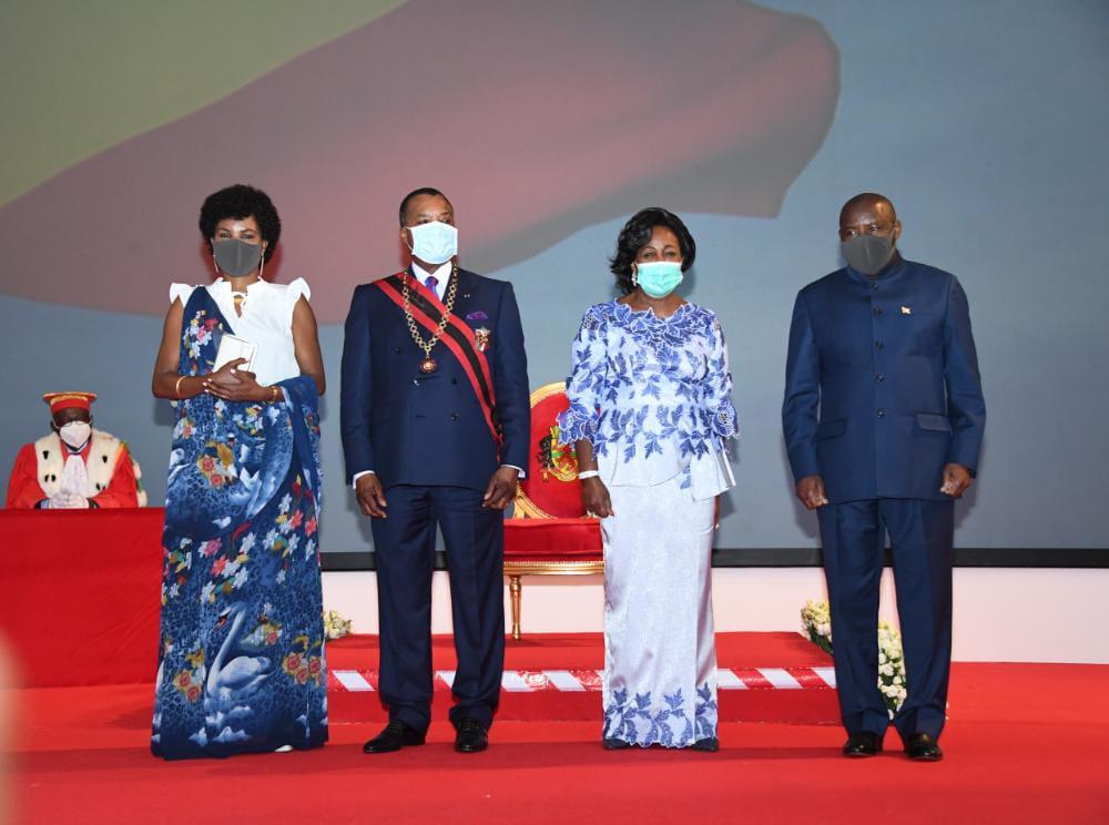 La présence remarquée du  Couple Présidentiel burundais aux cérémonies d'Investiture du Président Congolais