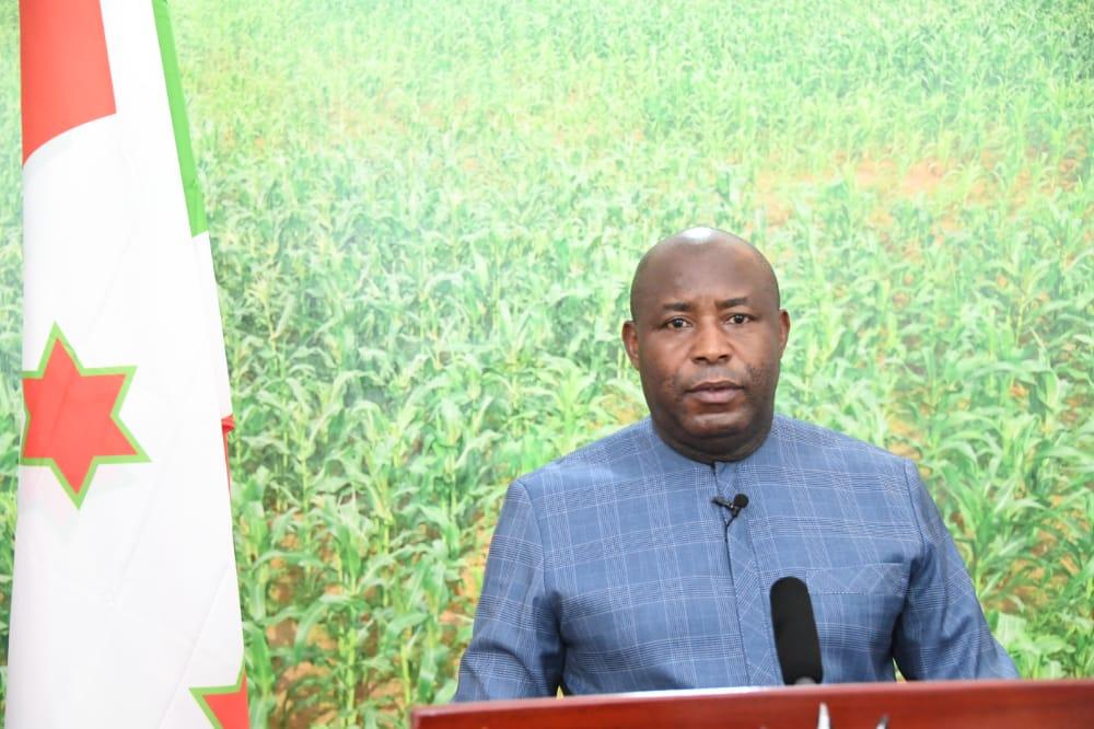 Message de Son Excellence Evariste Ndayishimiye à l'occasion de la Journée Internationale du Travail et des Travailleurs