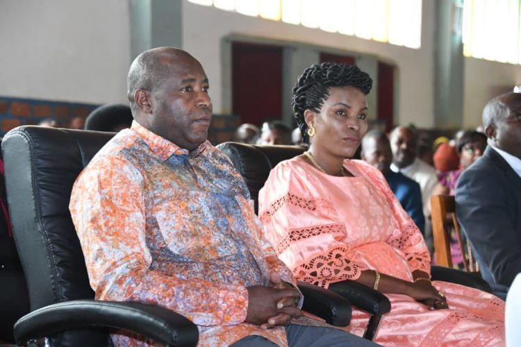 Le Chef de l'Etat demande aux Burundais d'implorer la Sainte Trinité pour vivre l'unité, l'amour et le pardon