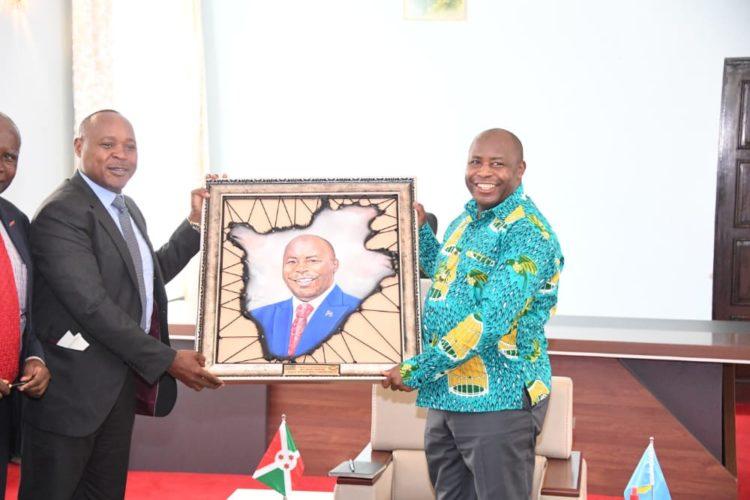 Le Chef de l'Etat reçoit en audience le Secrétaire Général de l'EAC