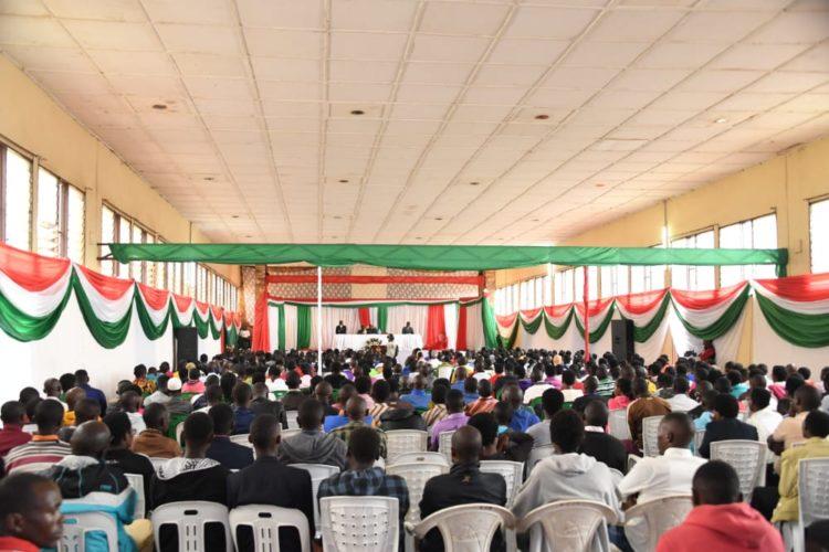 Le Chef de l'Etat appelle les jeunes à utiliser leurs compétences pour contribuer au développement du pays