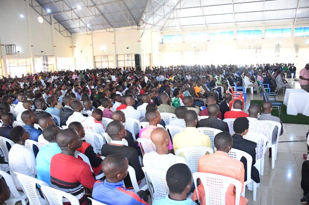 Les jeunes sont appelés à être des porte-flambeau de «la renaissance du Burundi»