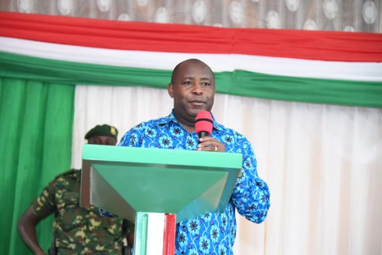 Head of State calls on Burundians to overcome ethnic divisions