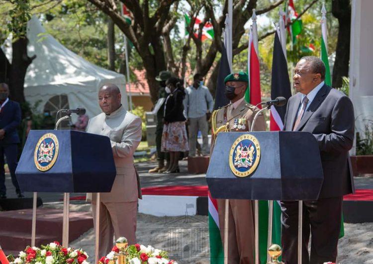 Visite d'Etat du Président Ndayishimiye au Kenya: le renouveau diplomatique.