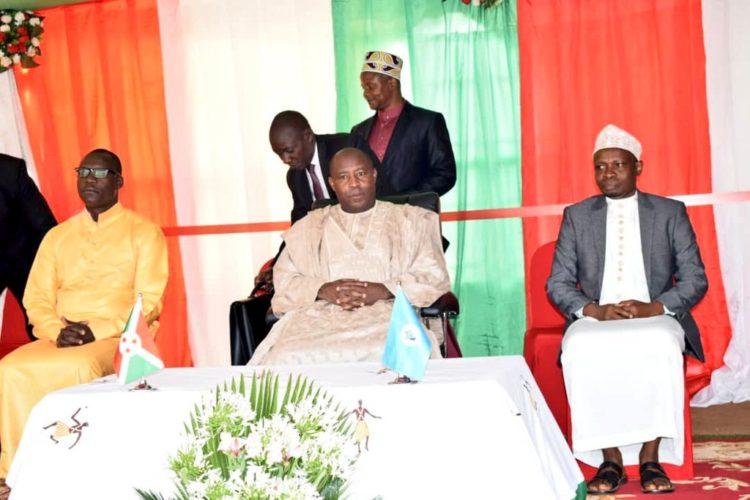 La communauté musulmane du Burundi joue un rôle essentiel dans la vie nationale
