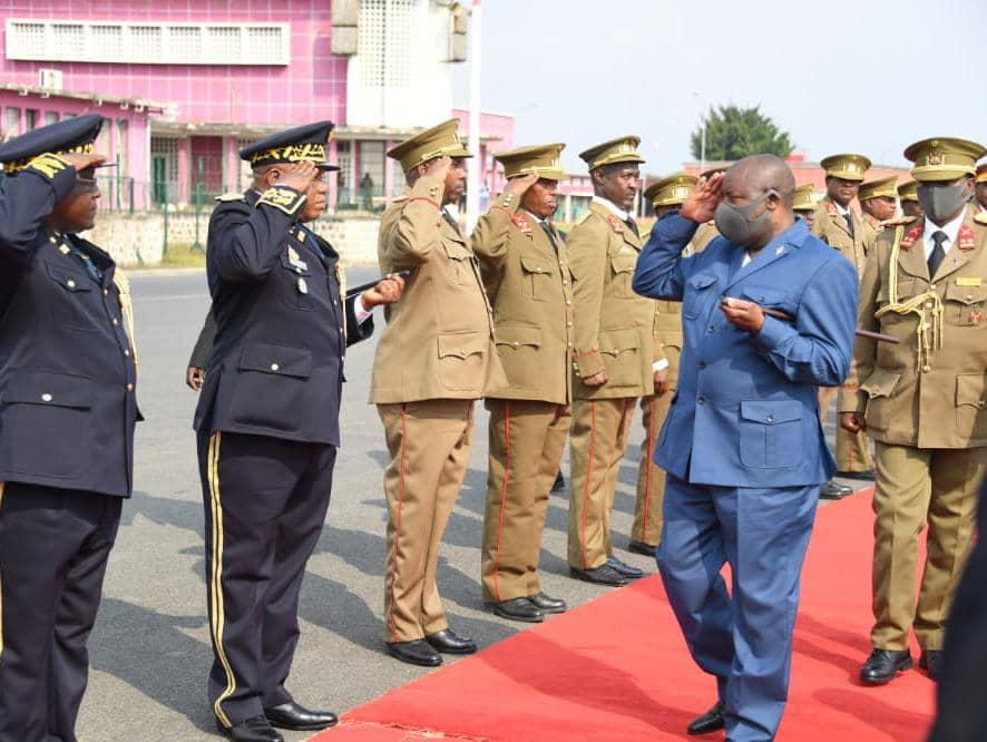 Fin de la Visite d'État à Kinshasa : Le Burundi et la RDC engagés à renforcer l'amitié et à combattre ensemble les forces qui sévissent à l'Est de la RDC