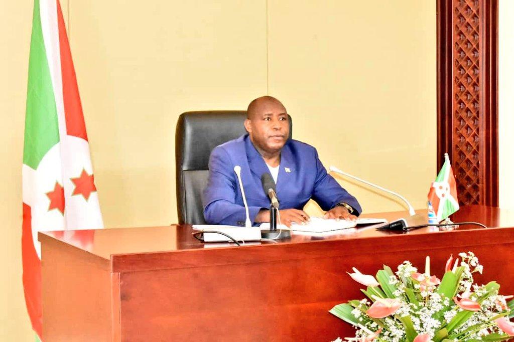 Discours prononcé par SE Evariste Ndayishimiye à l'occasion de la 19ème session ordinaire de la Conférence des Chefs d'Etat et de Gouvernement de la CEEAC