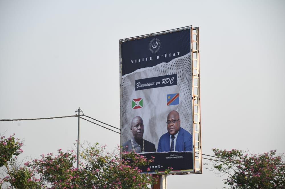 Le Président Ndayishimiye effectue une visite d'Etat en RDC pour une redynamisation des liens historiques