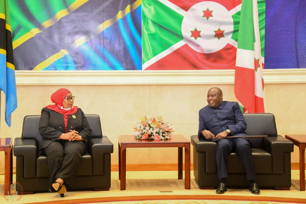 JOINT COMMUNIQUE ON THE OCCASION OF THE STATE VISIT TO THE REPUBLIC OF BURUNDI BY HER EXCELLENCY SAMIA SULUHU HASSAN, PRESIDENT OF THE UNITED REPUBLIC OF TANZANIA FROM 16th TO 17th JULY 2021