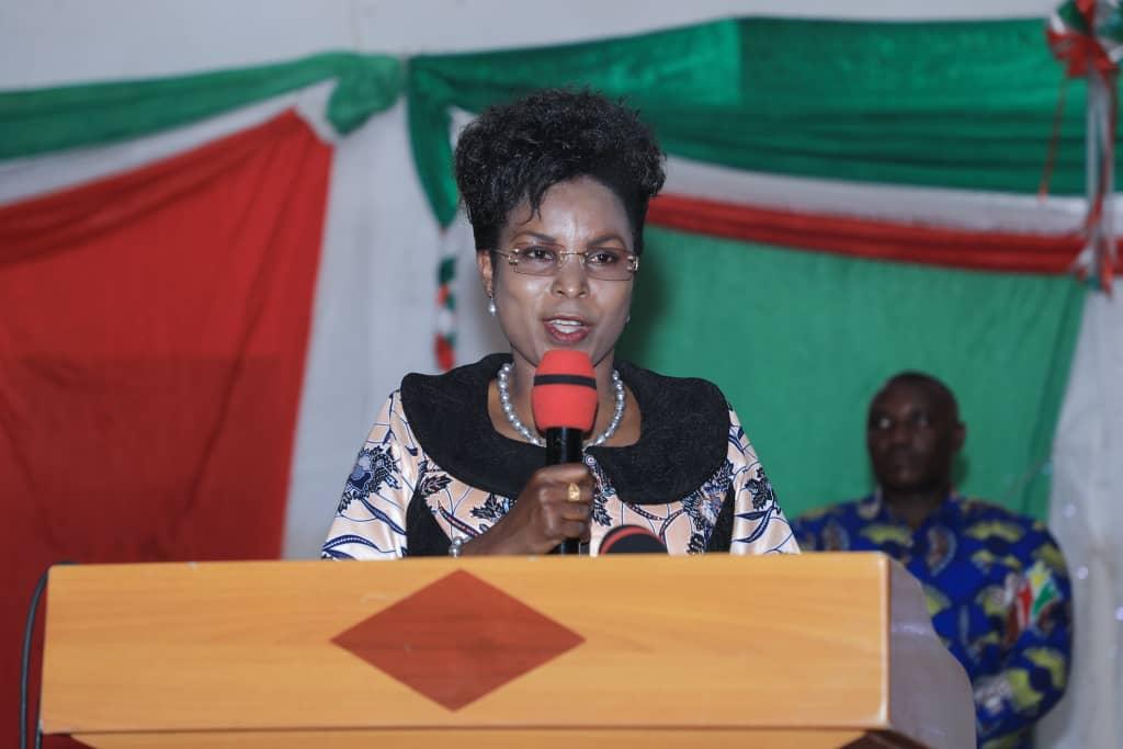 La Première Dame exhorte les femmes à initier des projets pour contribuer au développement du pays