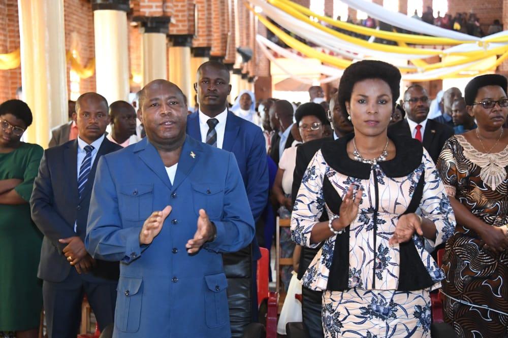 Le Chef de l'Etat exhorte les Burundais à préserver l'amour, la paix et la cohésion sociale, sources du développement durable