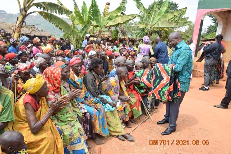 Le Chef de l'Etat rappelle aux Burundais de revenir aux bonnes valeurs de solidarité