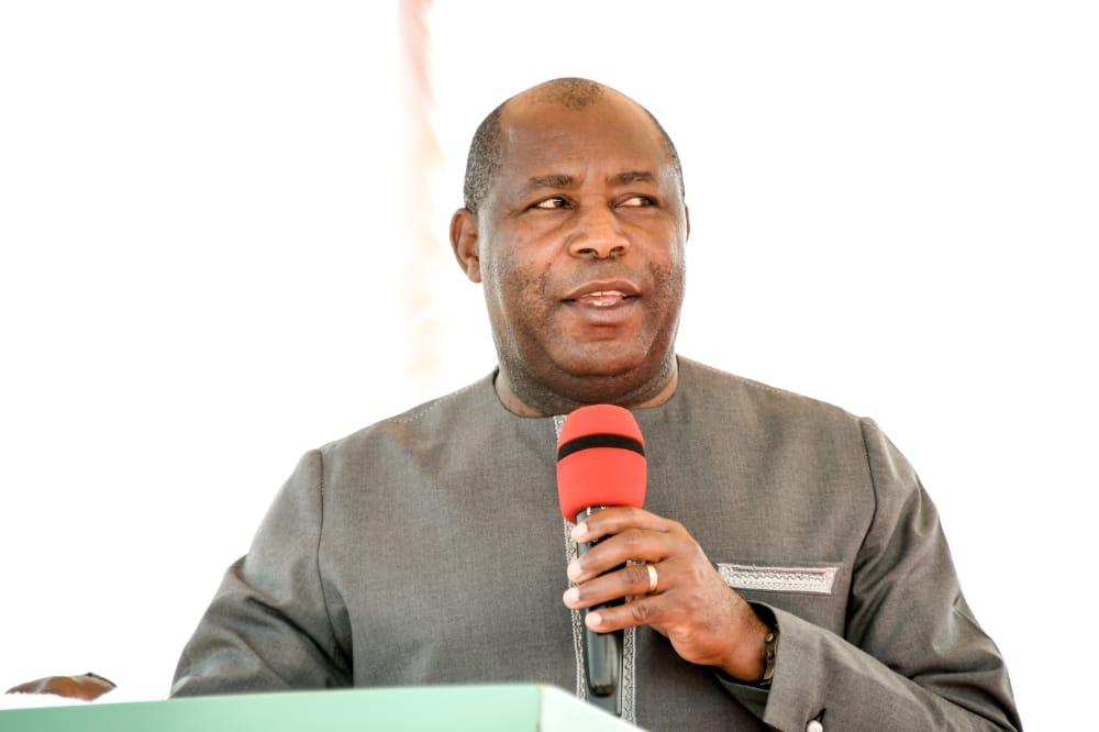 Le Chef de l'Etat anime une séance de moralisation sur le patriotisme et la bonne gouvernance dans la Province Bujumbura