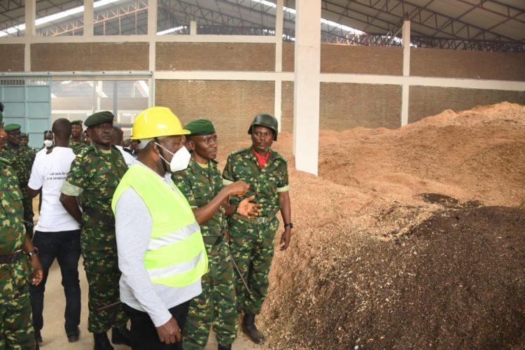 Le Chef de l'Etat félicite les corps de défense nationale pour le pas franchi en matière de protection de l'environnement
