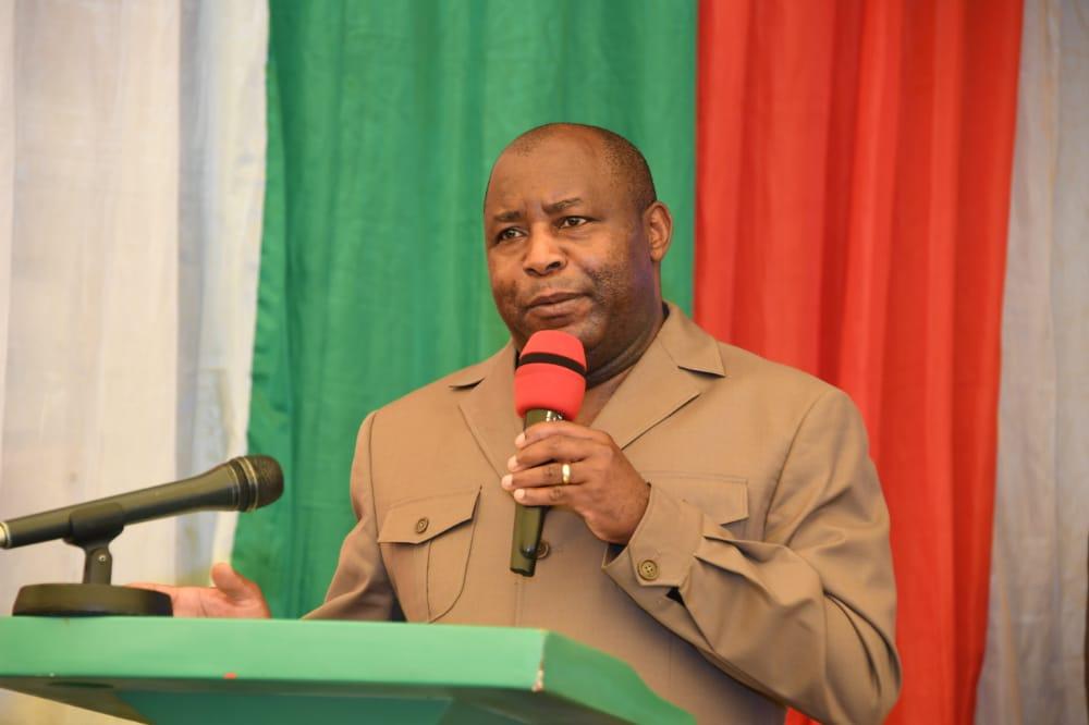 Le Président Evariste Ndayishimiye lance officiellement les travaux du Recensement général de la population, de l'habitat, de l'agriculture et de l'élevage.